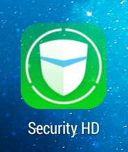Security HD icon