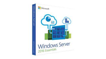 Microsoft Server 2016 Essentials